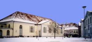 Theater im Winter